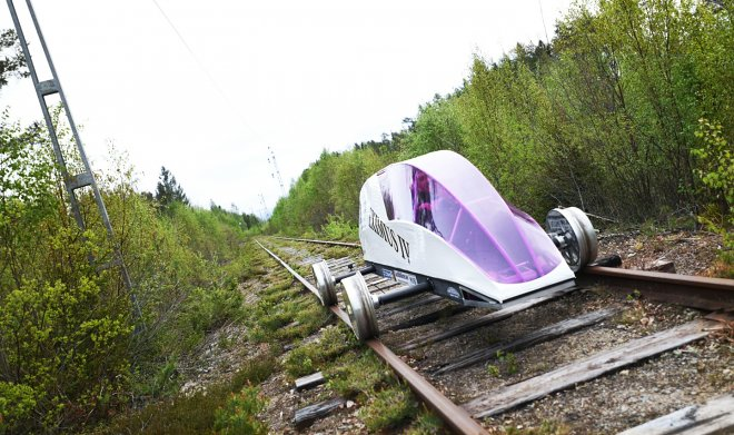 Eximus IV – самый энергоэффективный электромобиль в мире