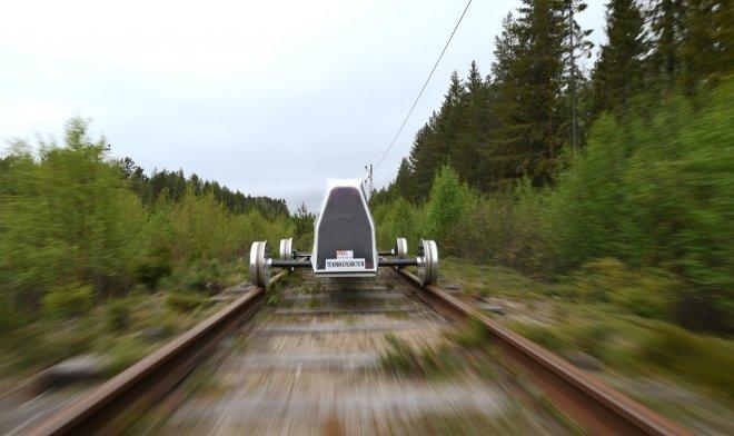 Встречайте Eximus IV – самый энергоэффективный электромобиль в мире