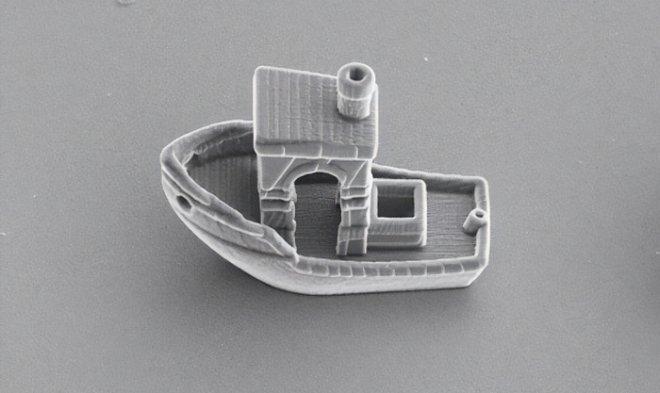 Кораблик Benchy