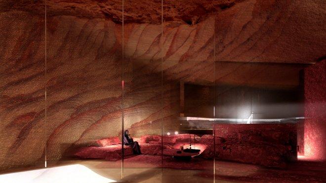 Французский архитектор Жан Нувель построит роскошный курорт в центре аравийской пустыни