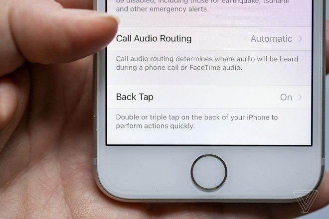 Apple добавила в iPhone секретную кнопку, которую почти никто не заметил