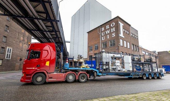 В Нидерландах научились использовать железный порошок в качестве эффективного топлива