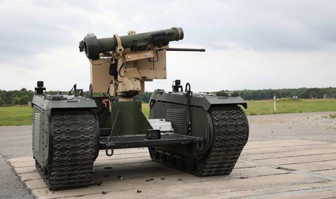 Армия США готовится принять на вооружение робо-танки RCV