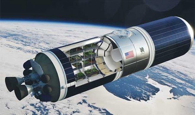 Компания Nanoracks намерена превратить космический мусор в орбитальные станции