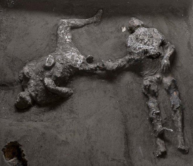 Жертвы извержения