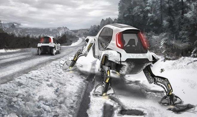 Hyundai хочет купить робо-пса Spot и делать автомобили по его подобию