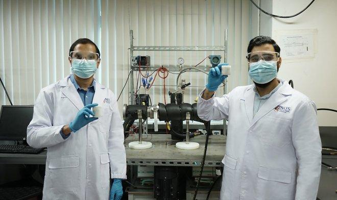 Химики сумели превратить природный газ в твердую форму для безопасного хранения