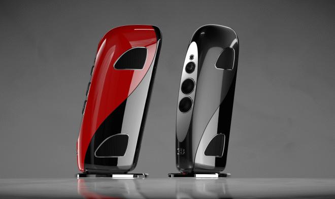 Колонки Bugatti