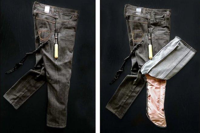 Надувные штаны