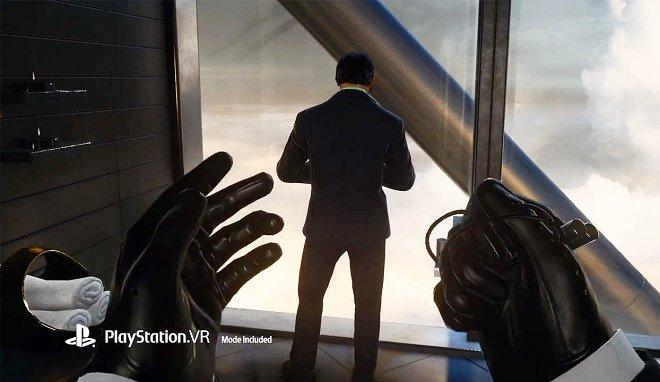 Hitman 3 позволит примерить шкуру наемного убийцы в виртуальной реальности