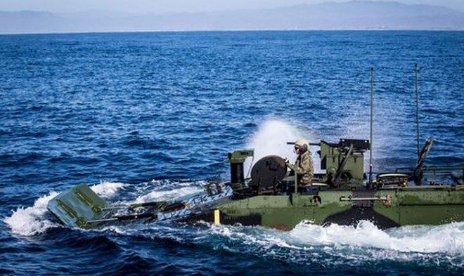 Новая десантная амфибия Морской пехоты США: интересная, но неудобная и ненадежная