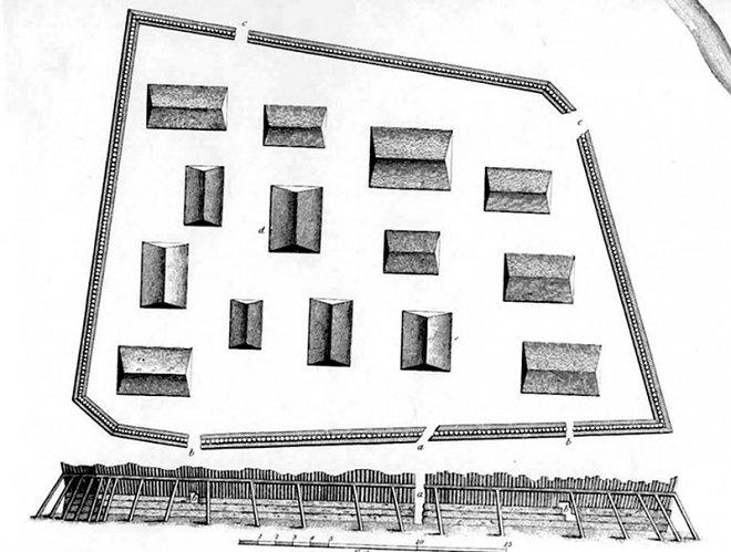 Археологи нашли на Аляске форт Шисги Ноу – ключевой форпост войны русских и индейцев