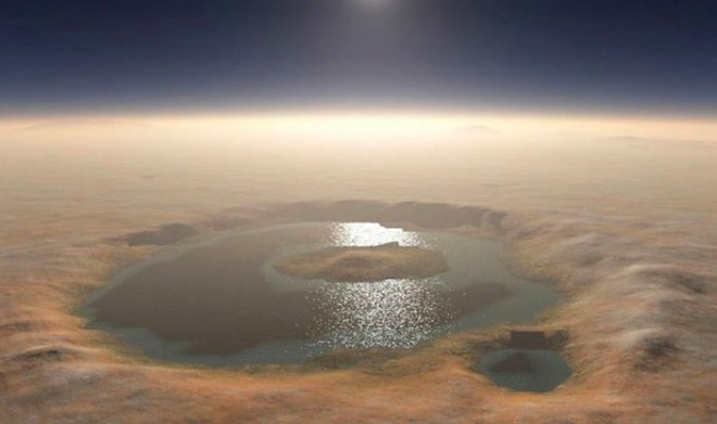 Древний Марс