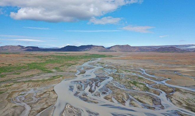 3 миллиарда лет назад Марс был удивительно похож на современную Исландию
