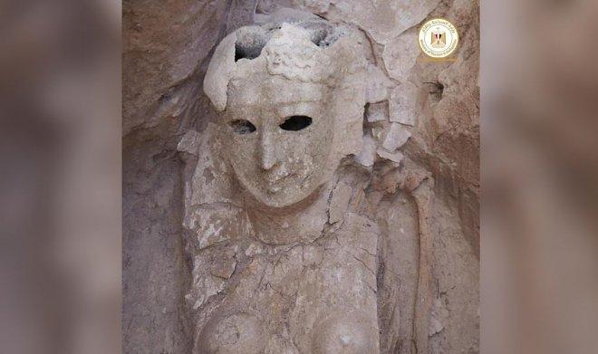В Египте нашли странную 2000-летнюю мумию с золотым языком