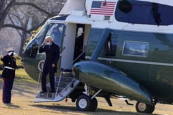 Новый вертолет президента: для Джо Байдена закупили несколько спецгеликоптеров