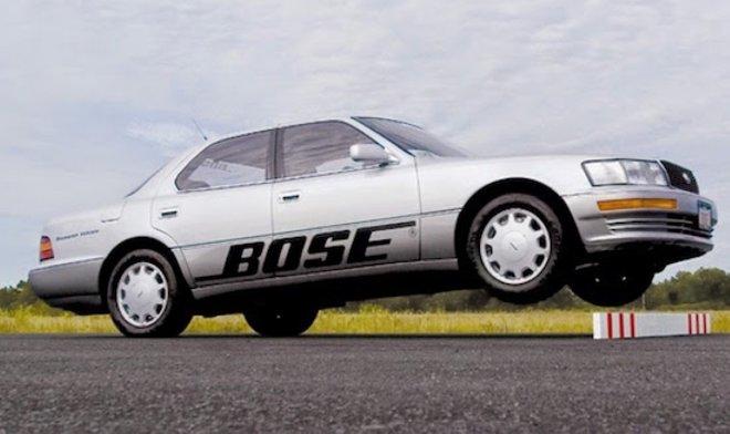 Подвеска Bose