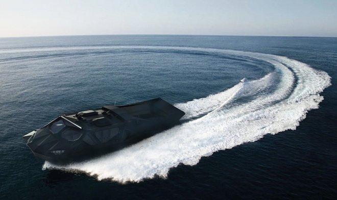 Украинские инженеры тестируют боевую амфибию «Storm», которая сможет погружаться под воду