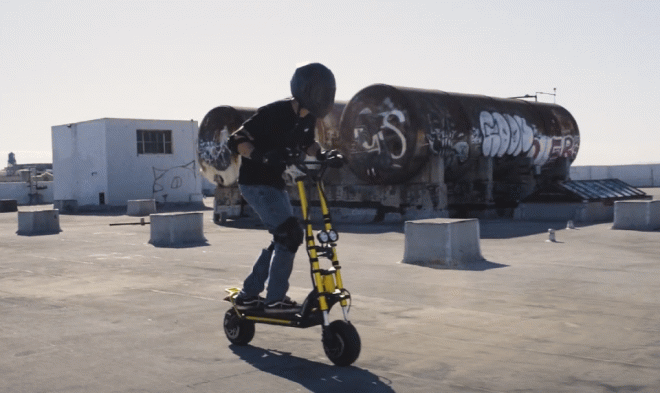 Скутер Kaabo