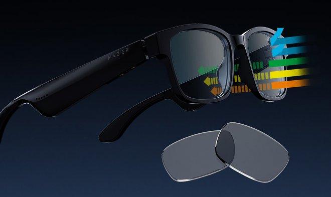 Razer выпустила умные очки Anzu со встроенными динамиками