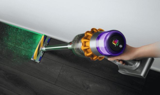 Dyson выпустила пылесос с лазером для сбора и классификации пыли