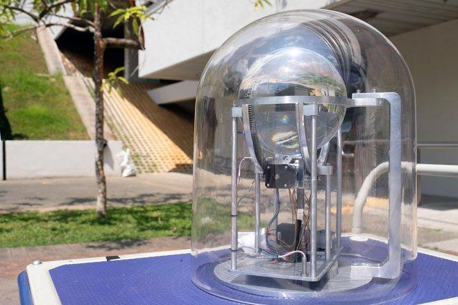 В Сингапуре разработали простой и эффективный концентратор солнечной энергии