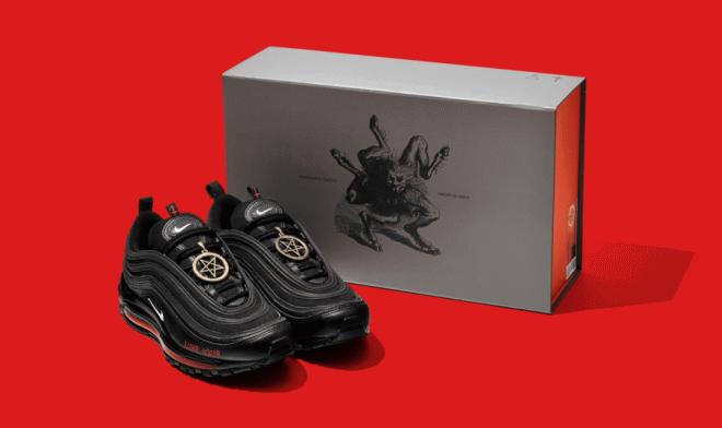 Кроссовки Satan Shoes