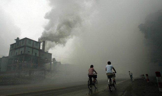 Загрязнение воздуха в прошлом году убило втрое больше людей, чем COVID-19