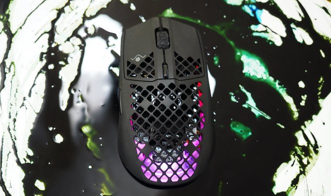 Мышь Aerox 3