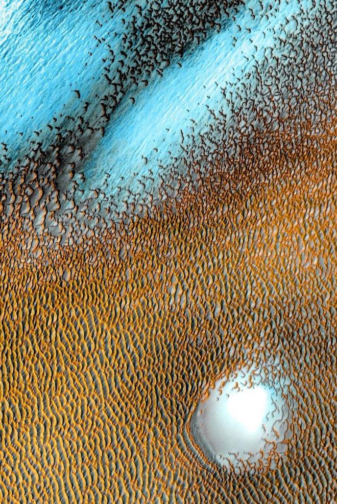Дюны Марса