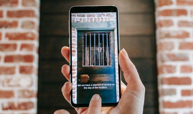 igra v dopolnennoj realnosti sDjv El juego de realidad aumentada permitirá a los jugadores resolver crímenes históricos reales