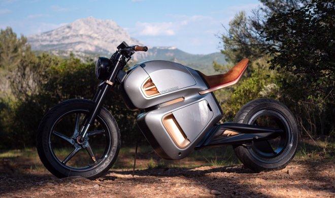 elektrocikl nawa qvwO Nawa Technologies lanza la primera motocicleta eléctrica basada en supercondensadores del mundo