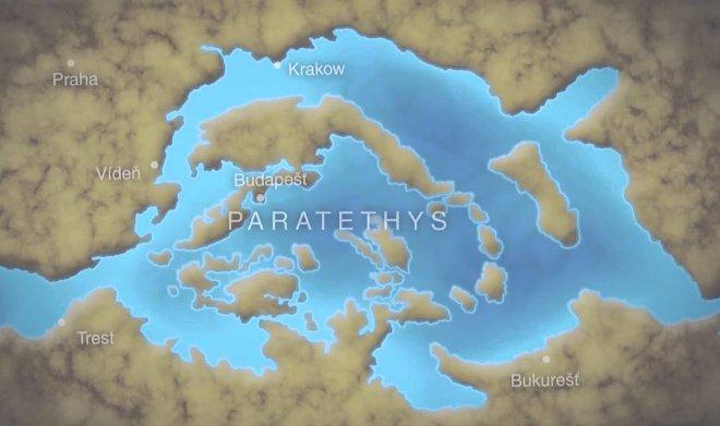 Озеро Парететис