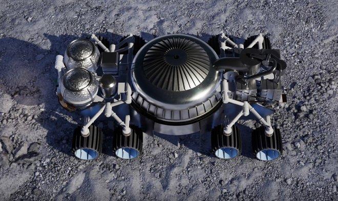 Лунный комбайн
