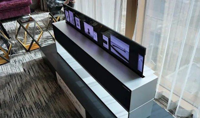 Телевизор OLED R